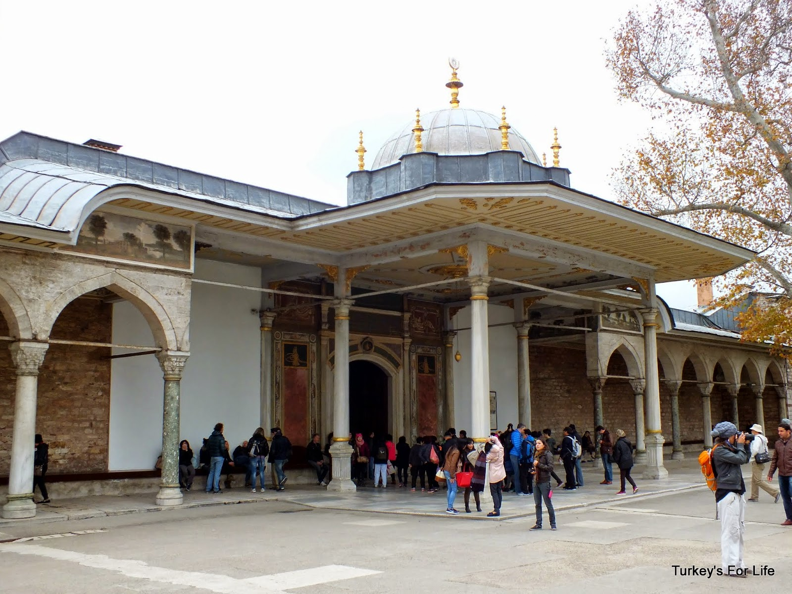Istanbul - Wandering The Grounds Of Topkapı Palace ...