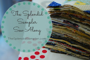 The Splendid Sampler Sew Along
