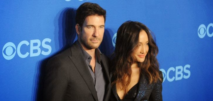 Stalker's Dylan McDermott Dating Co-Star Maggie Q