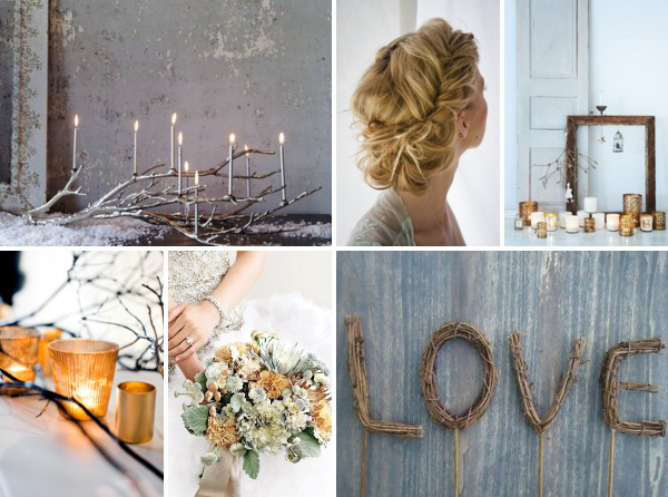 This board has a Scandinavian feel to it with the wreath braid hairdo