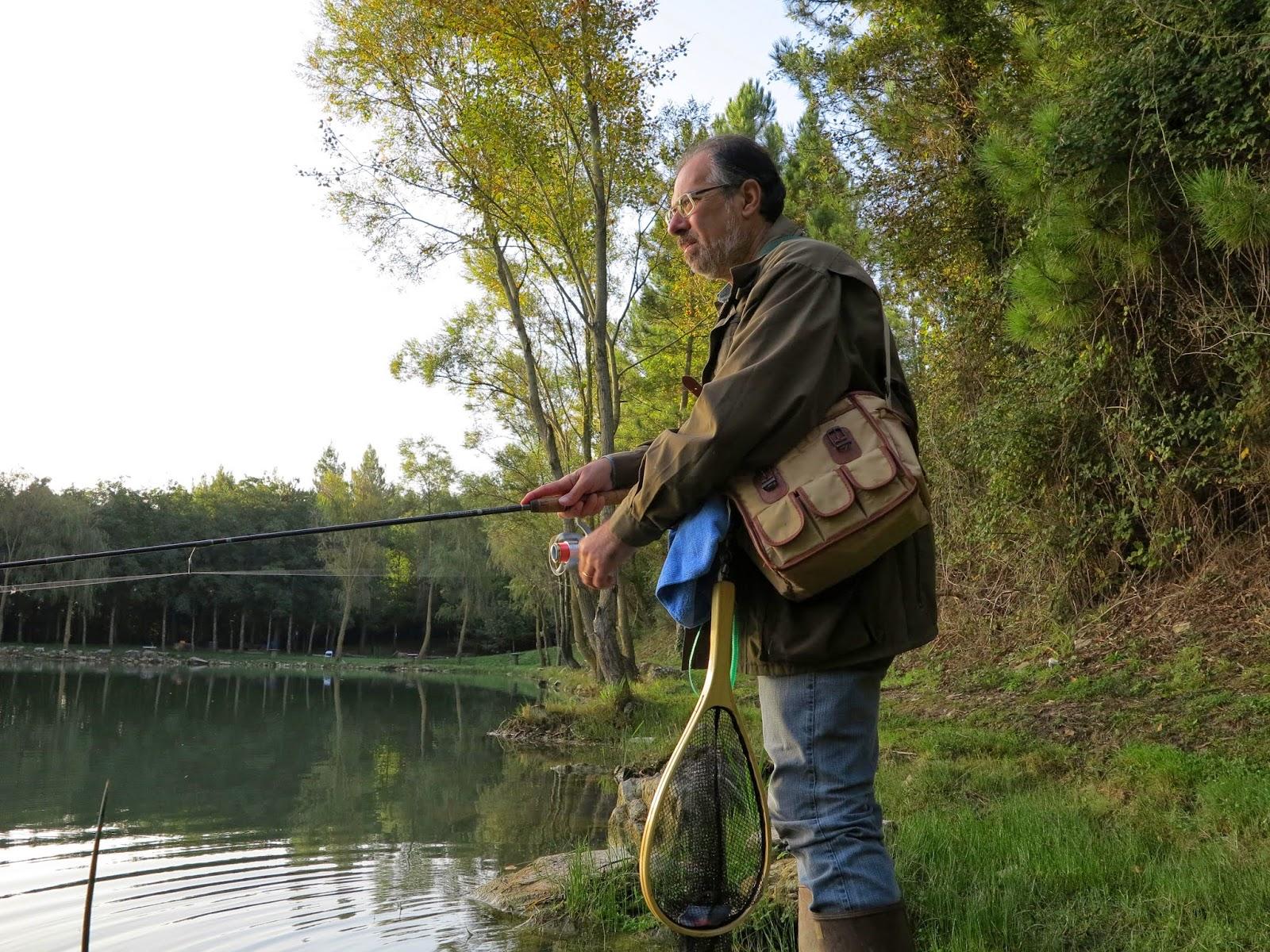 Una vita per la pesca 11 ottobre 2014 ancora a spinning for Vasche per allevamento trote