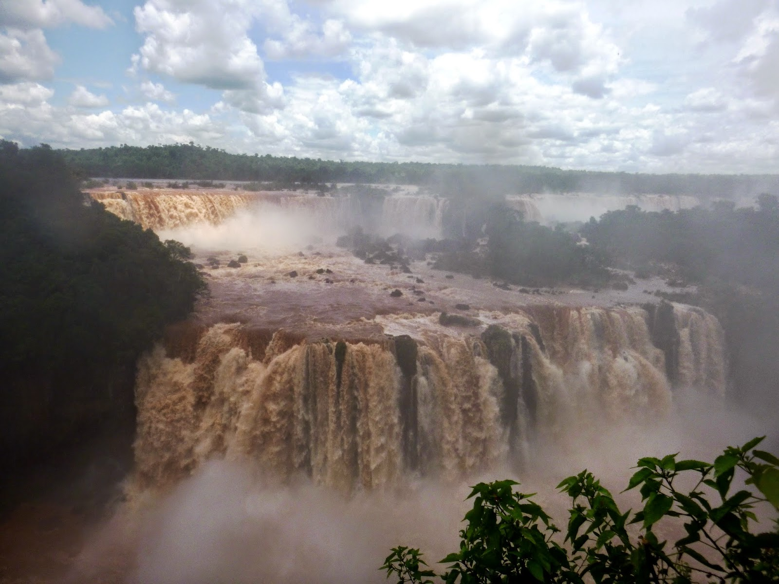 Parque Nacional do Iguaçu - Cataratas do Iguaçu