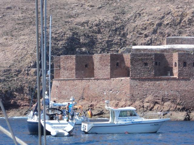 Berlengas Fort