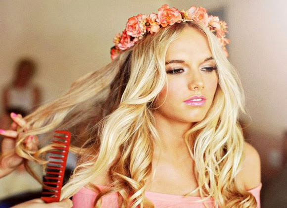 Peinados 2014 accesorios de moda
