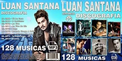 Discografia Luan Santana 2015