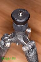 Gitzo GT1544T tripod with short metal column