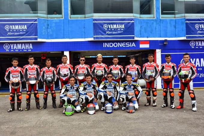 Yamaha Indonesia Pertahankan Gelar Juara di Yamaha Asean Cup Race 2014