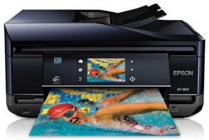Epson XP-850 Driver Windows, Mac Download