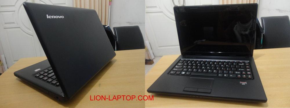 Laptop LENOVO G475 VGA ATI RADEON Laptop Bekas Malang