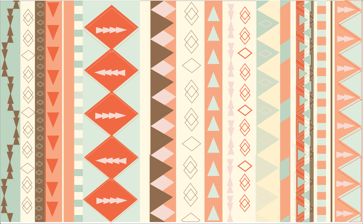 Tribal Print Free Download