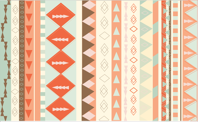 tribal print desktop wallpaper �������������boho���������