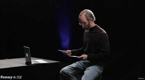 Steve Jobs Parody BioPic - iSteve