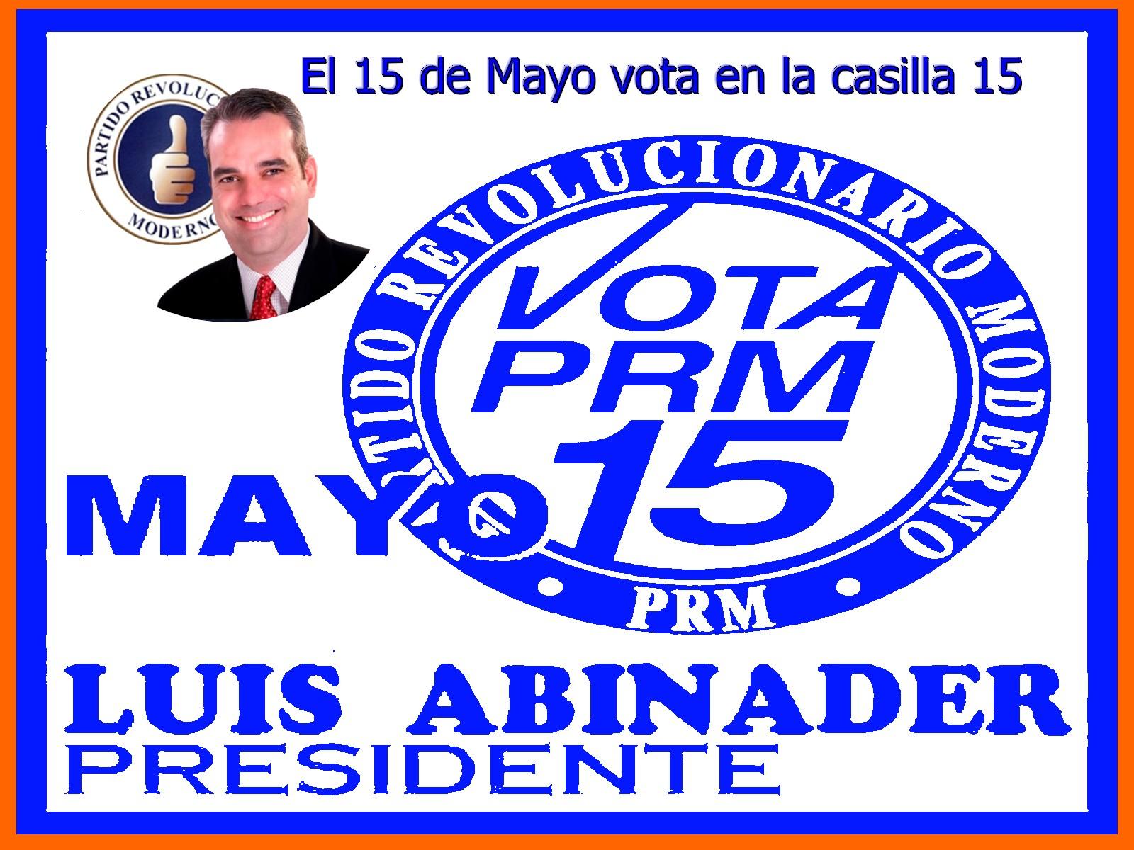 Vota casilla 15