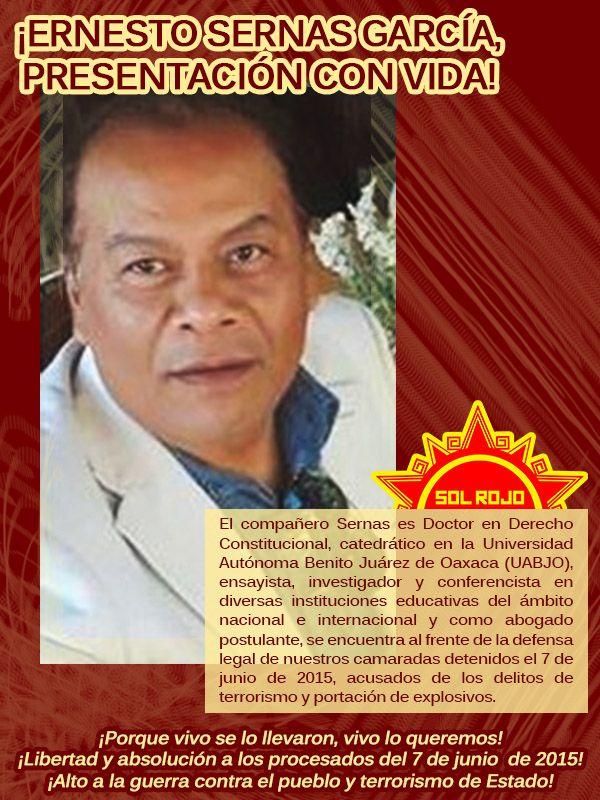 Dr. Ernesto Sernas García