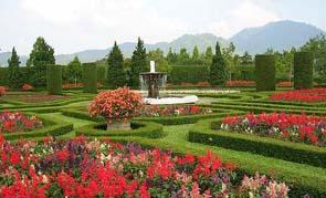Tukang Taman Cibubur Murah & Profesional | Taman Bunga Wiladatika Cibubur | Ilustrasi