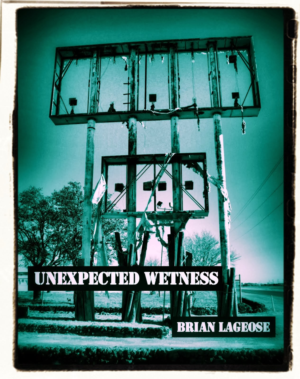 """Unexpected Wetness"" Now Available on Amazon. Click for details."
