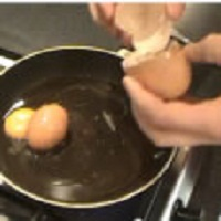 Você nunca viu um ovo como esse!!