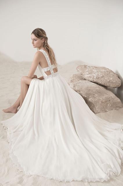 Bonitos vestidos de novias | Colección Lee Grebenau