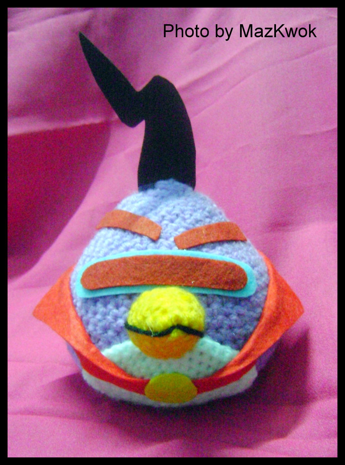 Amigurumi Angry Birds Space : Moved Permanently