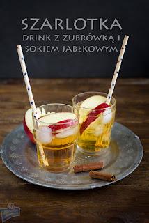 Szarlotka drink tatanka