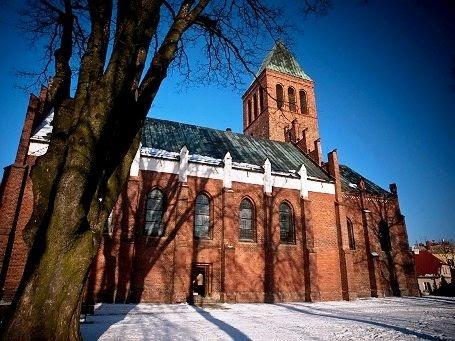 Kościół św. Piotra i Pawła (fot. www.trzebnica.pl)