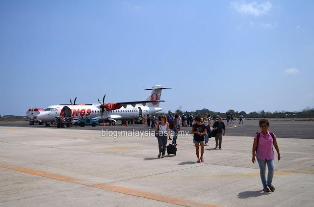 Wings Air Komodo Island Flights