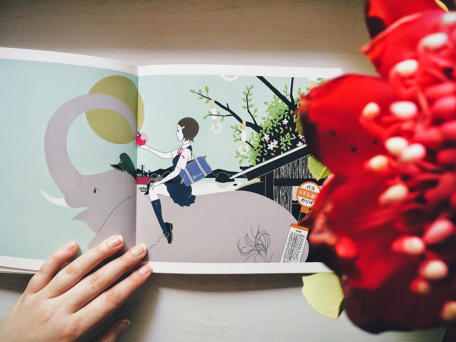 Blue Yusuke Nakamura, Design, Illustration, Art, Japanese Art
