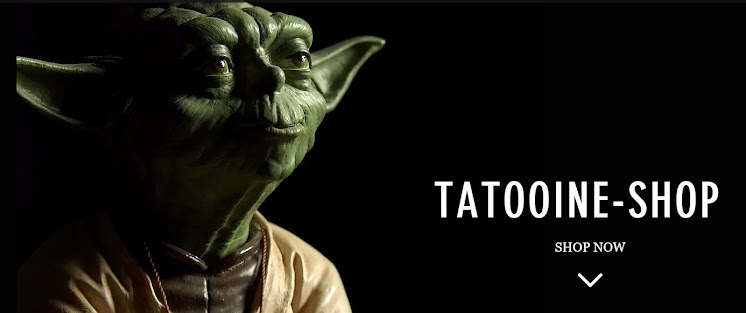 TATOOINE SHOP -muy pronto en funcionamiento