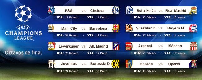 alejandro david diego: champions league 2014-2015