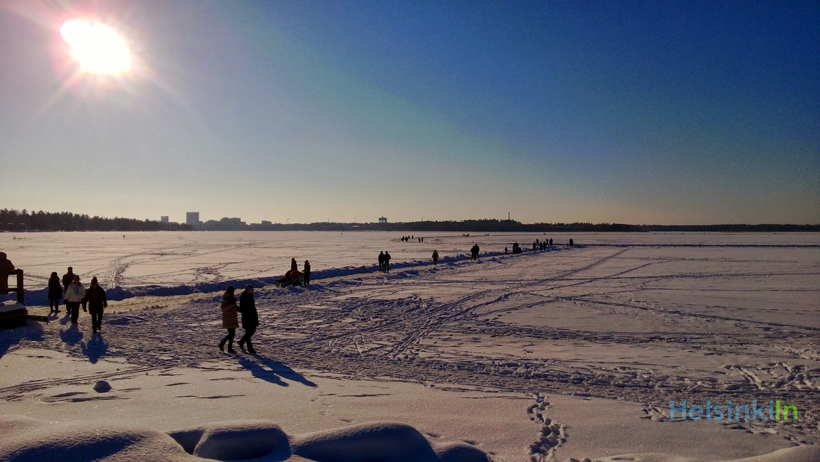 February 2013 in Helsinki