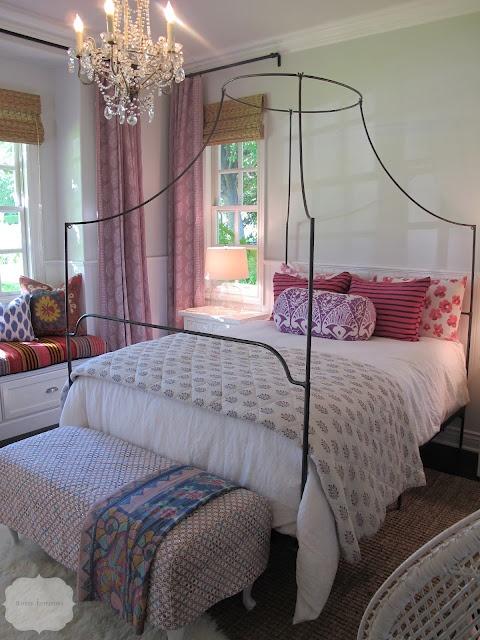 Peonies + Brass: amber interior design