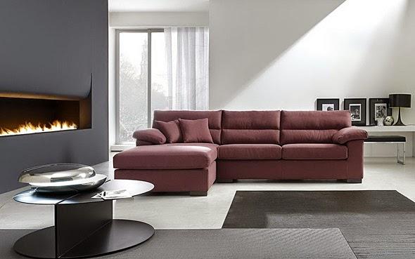 Divani e divani letto su misura divani su misura in tessuto anti macchia - Divano su misura ...