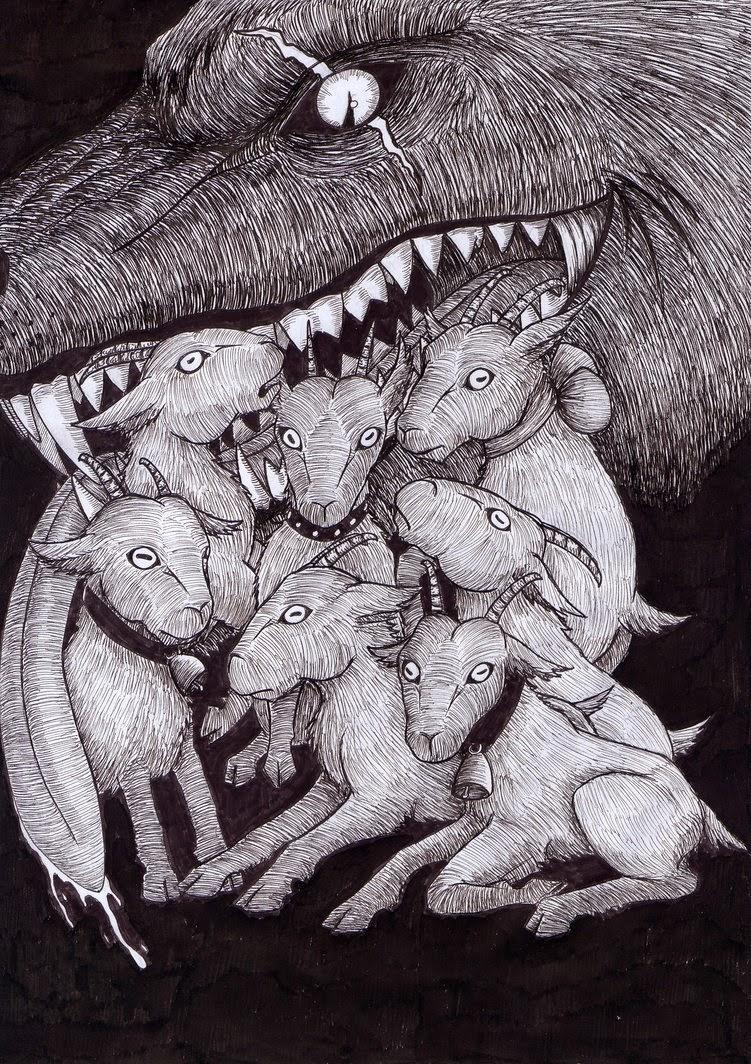 Wilk i 7 koźlątek, Czerwony Kapturek, Baśnie Duńskie, Sinobrody, Pułapka Sinobrodego, Kronos i Zeus, Baśnie na warsztacie, Mateusz Świstak,