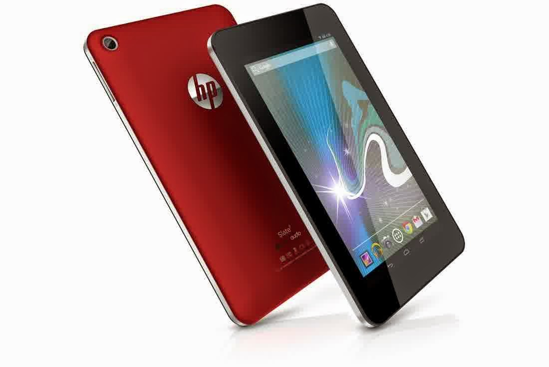 HP 7 Voice Tab Bali Edition
