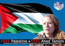Llamada del Comité de Juventud de Trabajo de la FSM para la solidaridad con Ahed Tamimi y todos los