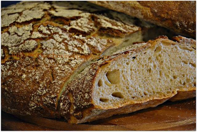 Alsatian beer bread -recipe
