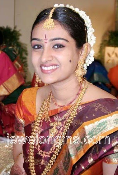 south indian bridal jewellery She Fashions