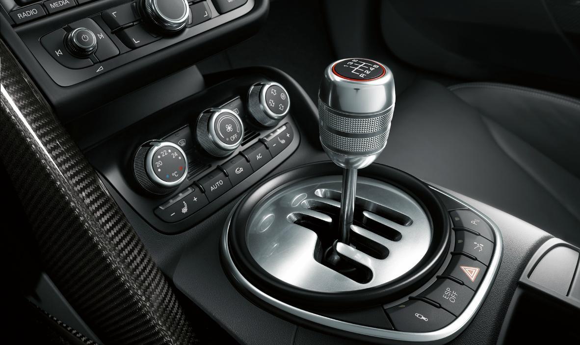 Favorite Gear Shifter Cars - Audi car gear