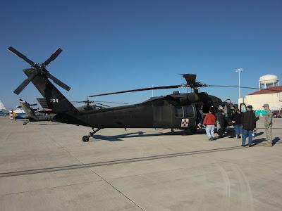 Randolph Air Force Base 2011 Air Show: HH-60 Pave Hawk