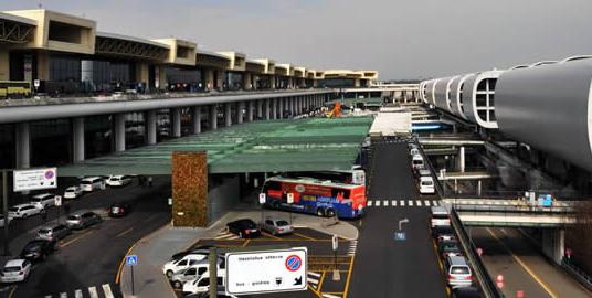 Аэропорт Милан - Мальпенса