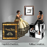 Edika Creations & Lipstick Fashion