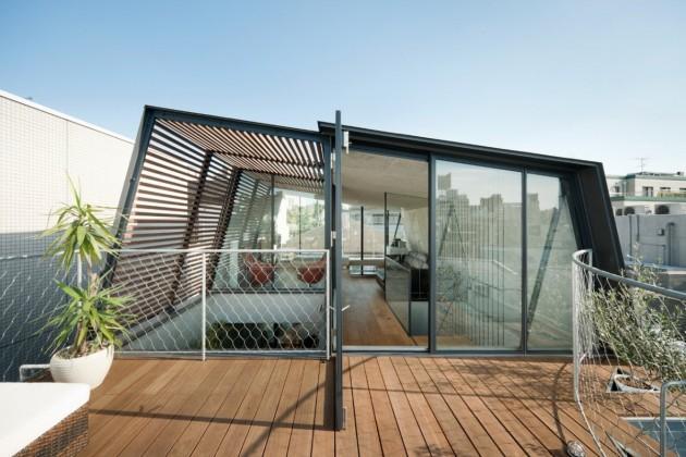 Casas Minimalistas y Modernas: Terrazas Minimalistas I