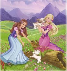 New Cartoon Wallpaper Barbie And The Diamond Castle
