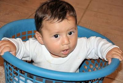 Las fotos de mi bebé de 0 a 6 meses (37 imágenes)