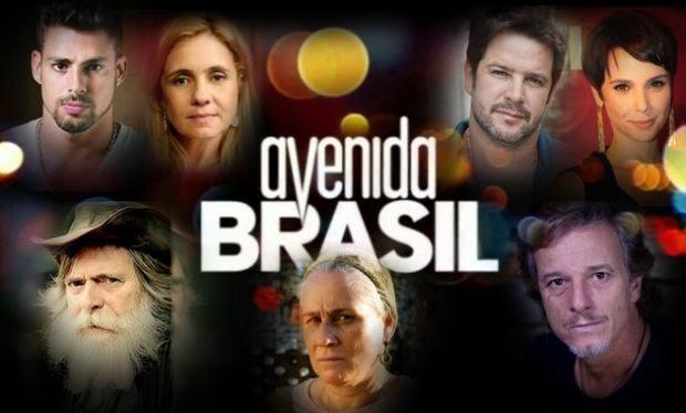 llegarán los últimos capítulos de Avenida Brasil, la serie de ...