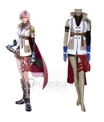 Final Fantasy Cosplay Costume