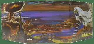 Alphataurus gatefold LP 1973