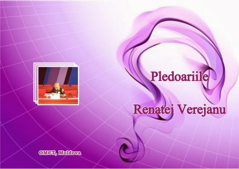 Pledoariile Renatei Verejanu