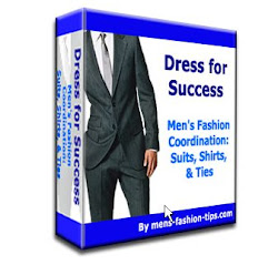 Mens Fashion Tips: Dress For Success.