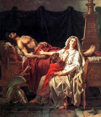 De reyes dioses y h roes ritos funerarios en la antigua for Costumbres de grecia